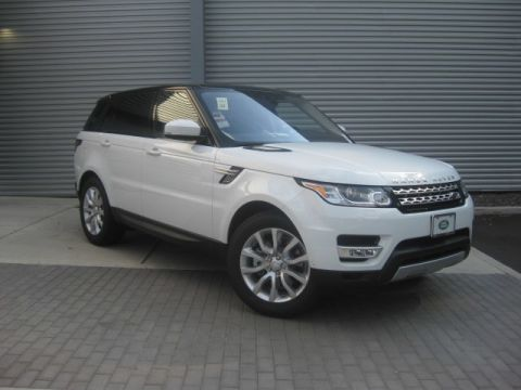 New 2017 Land Rover Range Rover Sport Td6 Diesel HSE With Navigation