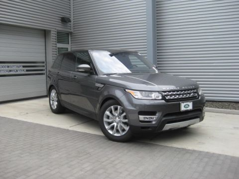 New 2017 Land Rover Range Rover Sport V6 Supercharged HSE With Navigation