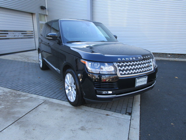 Pre-Owned 2013 Land Rover Range Rover 4WD 4dr SC