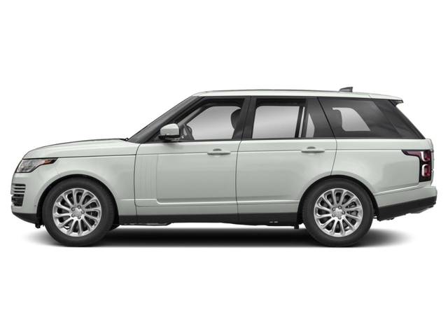 New 2019 Land Rover Range Rover V8 Supercharged Swb Suv In Darien