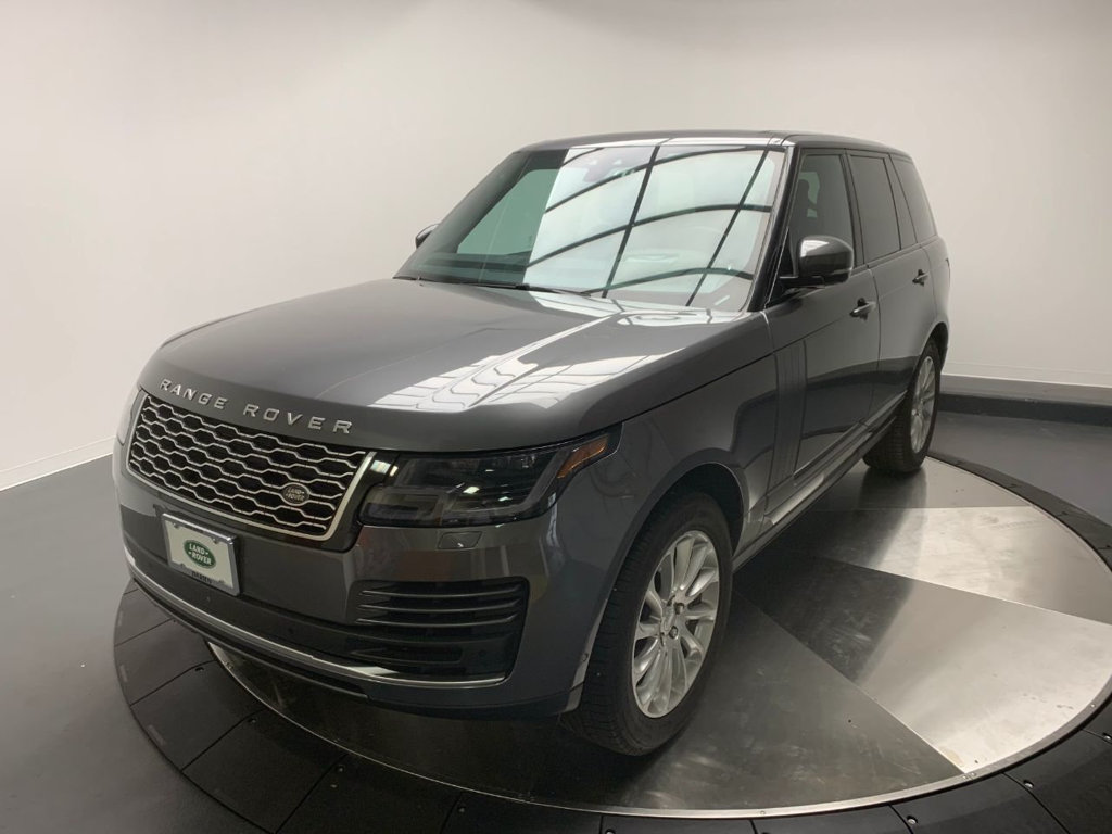Certified Pre-Owned 2018 Land Rover Range Rover V6 Supercharged HSE SWB
