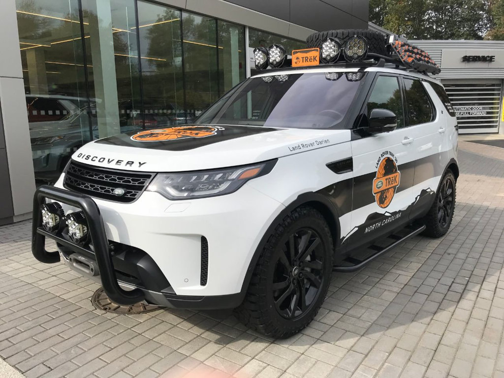 New 2020 Land Rover Discovery HSE V6 Supercharged Trek Edition