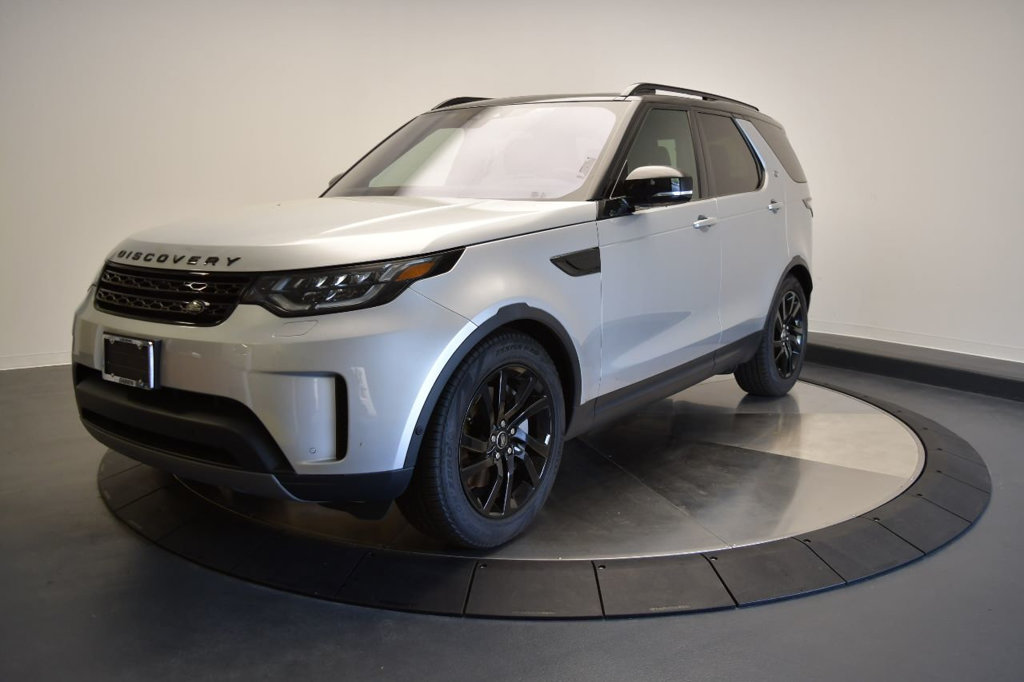 Certified Pre-Owned 2020 Land Rover Discovery HSE V6 Supercharged