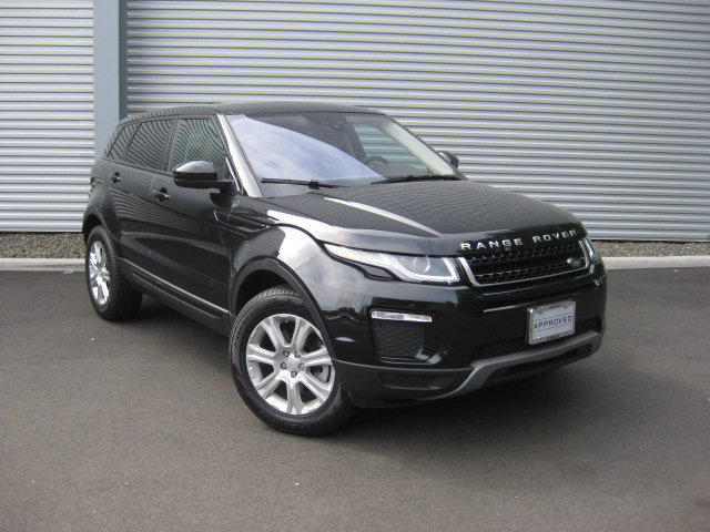 LOANER LEASE SPECIAL 2017 Range Rover Evoque SE Premium 5 Door – only 7 cars available