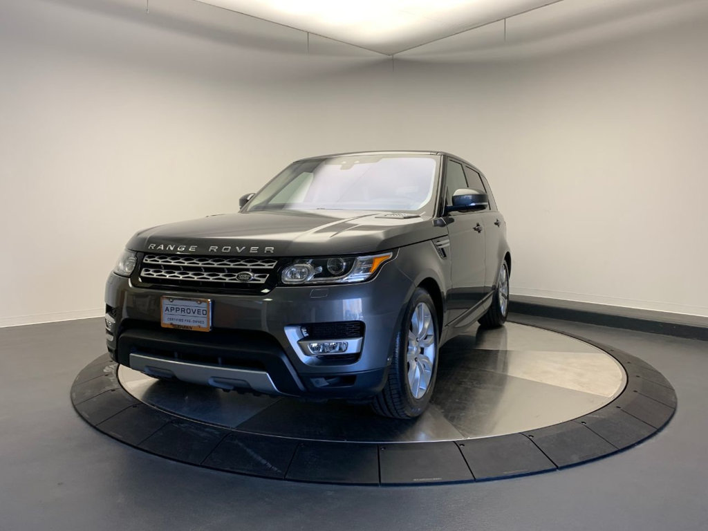 Certified Pre-Owned 2017 Land Rover Range Rover Sport V6 Supercharged HSE