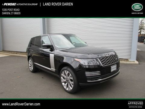 Certified Pre-Owned 2018 Land Rover Range Rover V8 Supercharged Autobiography SWB