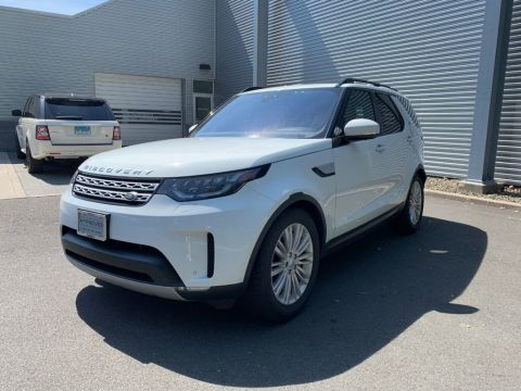 Certified Pre-Owned 2019 Land Rover Discovery HSE Luxury V6 Supercharged