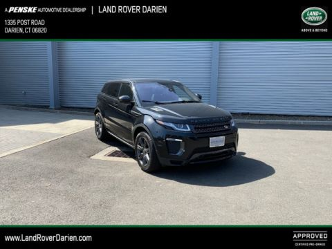 Certified Pre-Owned 2019 Land Rover Range Rover Evoque 5 Door SE Premium