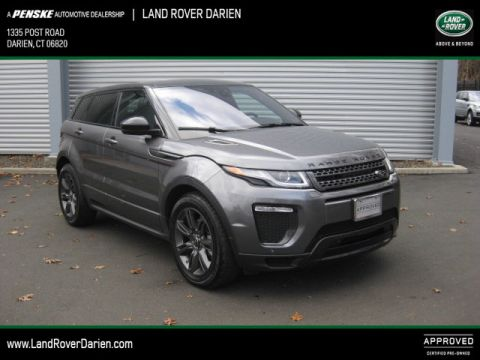 Certified Pre-Owned 2018 Land Rover Range Rover Evoque 5 Door SE Dynamic Landmark Edition