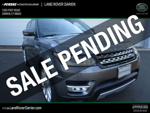 Certified Pre-Owned 2014 Land Rover Range Rover Sport 4WD 4dr HSE