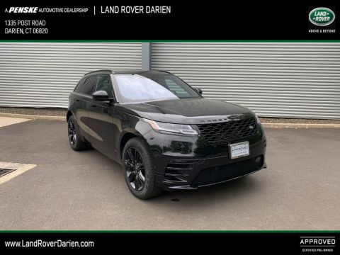 Certified Pre-Owned 2019 Land Rover Range Rover Velar P250 R-Dynamic SE