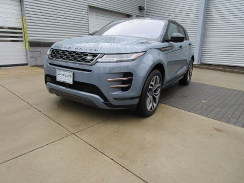 Certified Pre-Owned 2020 Land Rover Range Rover Evoque P250 First Edition